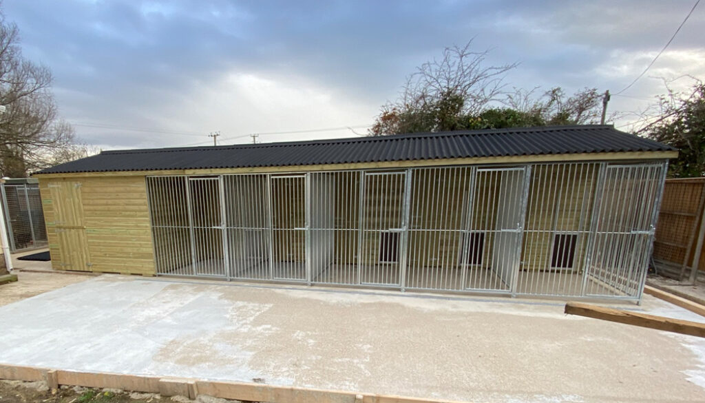 The Advantages of outdoor kennels