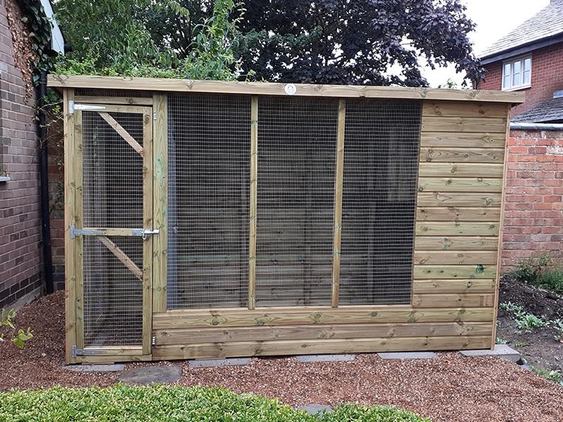 Bird Aviary for Alex